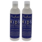Shea Moisture Marshmallow Root & Blueberries Kids 2-In-1 Extra Gentle Body Wash & Lotion - Pack of 2