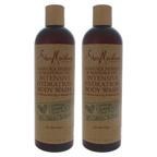 Shea Moisture Manuka Honey & Mafura Oil Intensive Hydration Body Wash - Dry Skin - Pack of 2