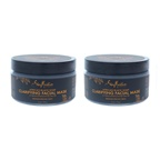 Shea Moisture African Black Soap Clarifying Facial Mask - Pack of 2