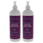 Shea Moisture 100% Coconut Oil & Organic Shea Butter All-Over Hydration Body Lotion - Pack of 2
