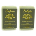 Shea Moisture Shea Moisture Olive & Green Tea Shea Butter Soap-Anti Aging & Ultra Moisturizing - Pack of 2