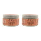 Shea Moisture Coconut & Hibiscus Facial Mask - Pack of 2