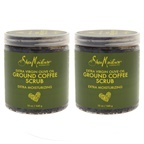 Shea Moisture Olive Oil Coffee Scrub - Pack of 2