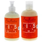 Shea Moisture Mango and Carrot Kids Extra Nourishing Duo Shampoo and Conditioner