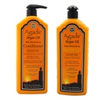 Agadir Argan Oil Daily Moisturizing Shampoo and Conditioner Kit 33.8oz Shampoo, 33.8oz Conditioner