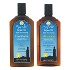 Agadir Argan Oil Daily Volumizing Shampoo and Conditioner Kit 12.4oz Shampoo, 12.4oz Conditioner