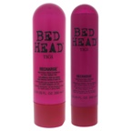 Tigi Bed Head Recharge High-Octane Shine Shampoo and Conditioner Kit 8.45oz Shampoo, 6.76oz Conditioner