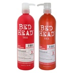 Tigi Bed Head Urban Antidotes Resurrection Shampoo and Conditioner Kit 25.36 Shampoo, 25.36 Conditioner