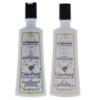 ColorProof BioRepair-8 Anti-Thinning Shampoo and Conditioner Kit 8.5oz Shampoo, 8.5oz Conditioner