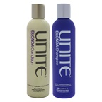 Unite Blonda Toning Shampoo and Conditioner Kit 33.8oz Shampoo, 33.8oz Conditioner