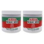 Mayan Magic Mud Powerful Deep Pore Cleansing Clay - Pack of 2 Cleanser