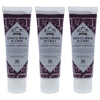 Nubian Heritage Goats Milk and Chai Hand Cream - Pack of 3