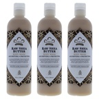 Nubian Heritage Raw Shea Butter Body Wash - Pack of 3