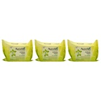 Aveeno Positively Radiant Makeup Removing Wipes - Pack of 3