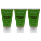 Shea Moisture Matcha Green Tea and Probiotics Transforming Clay-To-Cream Cleanser - Pack of 3