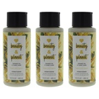 Love Beauty and Planet Coconut Oil and Ylang Ylang Conditioner - Pack of 3