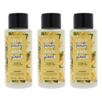 Love Beauty and Planet Coconut Oil and Ylang Ylang Shampoo - Pack of 3