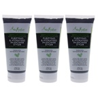 Shea Moisture Green Coconut And Activated Charcoal Purifying And Hydrating In-Shower Styler - Pack of 3 Gel
