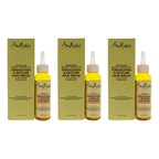 Shea Moisture Jamaican Black Castor Oil Strengthen and Restore Hair Serum - Pack of 3
