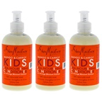 Shea Moisture Mango Carrot Kids Extra-Nourishing Conditioner - Pack of 3