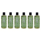 Love Beauty and Planet Tea Tree and Vetiver Body Wash - Pack of 6