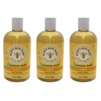 Burt's Bees Bubble Bath - Pack of 3 Body Wash