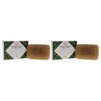 Nubian Heritage Abyssinian and Chia Seed Bar Soap - Pack of 2