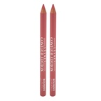 Bourjois Contour Edition Lip Liner - 02 Coton Candy - Pack of 2