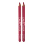 Bourjois Contour Edition Lip Liner - 03 Alerte Rose - Pack of 2
