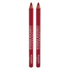Bourjois Contour Edition Lip Liner - 07 Cherry Boom Boom - Pack of 2