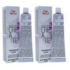 Wella Color Fresh Create Semi-Permanent Color - Tomorrow Clear - Pack of 2 Hair Color