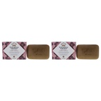 Nubian Heritage Patchouli and Buriti Bar Soap - Pack of 2