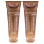 Brazilian Blowout Acai Deep Conditioning Masque - Pack of 2
