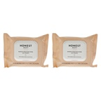 Honest Makeup Remover Wipes - Pack of 2