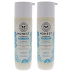 Honest Purely Sensitive Conditioner - Fragrance Free - Pack of 2