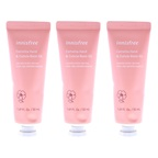 Innisfree Enriching Hand and Cuticle Balm - Camellia - Pack of 3