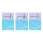 Innisfree Trouble Solution Mask - Sulfur - Pack of 3