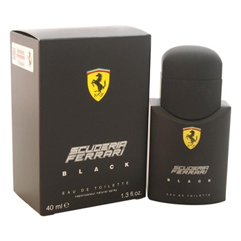 Ferrari Ferrari Black EDT Spray