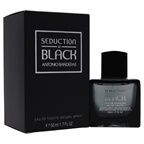 Antonio Banderas Seduction In Black EDT Spray