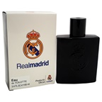 Real Madrid Real Madrid Black EDT Spray
