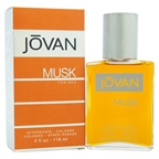 Jovan Jovan Musk After Shave Cologne