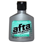 Mennen Afta Pre-Electric Shave Lotion With Skin Conditioners Not Greasy Oil Free