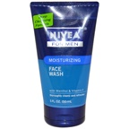 Nivea Moisturizing Face Wash