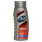 Dial Magnetic Attraction Enhancing Body Wash