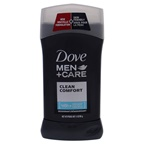 Dove Men + Care Clean Comfort Non-Irritant Deodorant Deodorant Stick