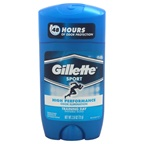 Gillette Gillette Sport Training Day Invisible Solid Deodorant Stick