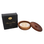 The Art of Shaving Shaving Soap with Wooden Bowl - Unscented