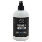 AG Hair Cosmetics Conditioner & Shaving Lotion Invigorating Lotion