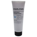Marlowe No. 104 Men's Body Scrub & Wash
