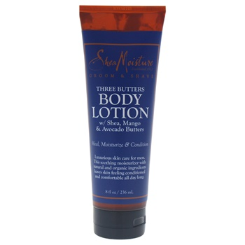 Shea Moisture Three Butters Lotion - Dry Skin